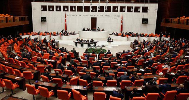 Erken seçim teklif Meclis'ten geçti
