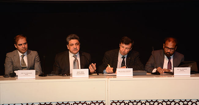 Muhammed İkbal Vefatının 80. Yıldönümünde Konya'da Anıldı