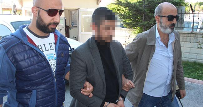 Konya'daki cinayetin şüphelisi tutuklandı!