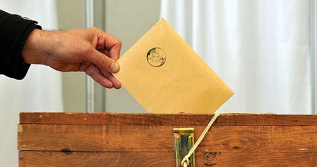 YSK açıkladı oy verme saatleri değişti