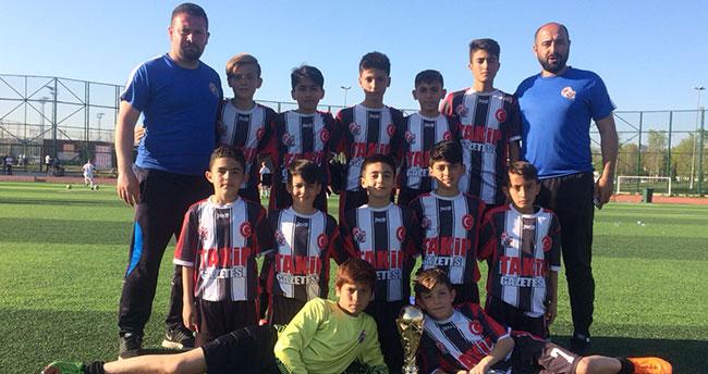 Şampiyon Kasırgaspor