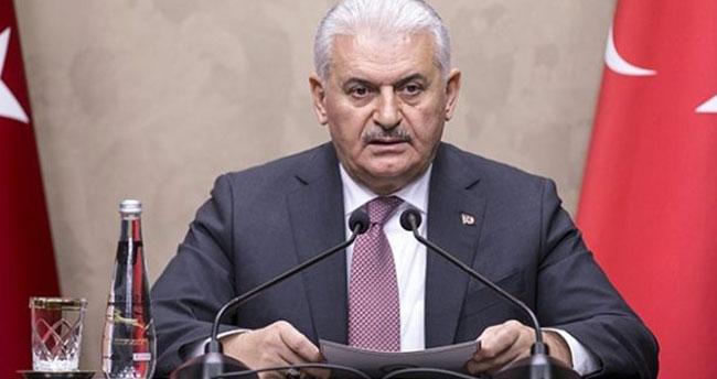 Başbakan Yıldırım'dan Adıyaman Samsat'taki depremle ilgili açıklama