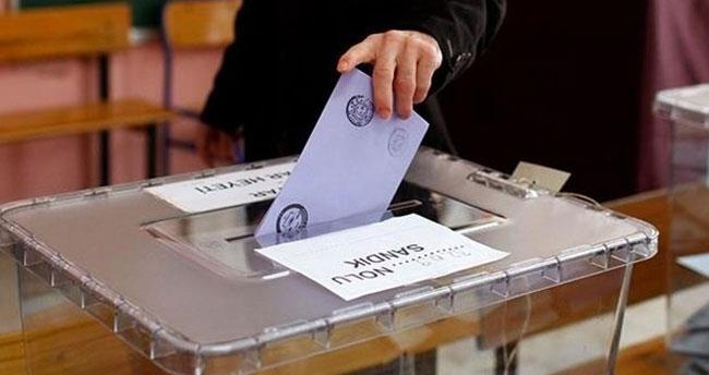YSK'dan seçim takvimi açıklaması.
