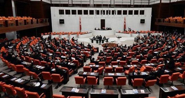 10 maddelik uyum paketi Meclis'te kabul edildi