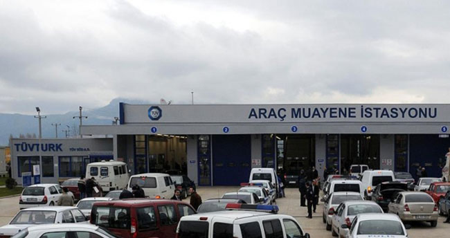 Konya merkeze 1000 araç kapasiteli ikinci araç muayene istasyonu
