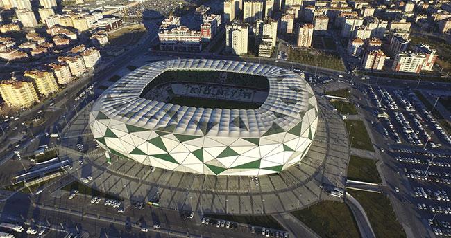 Konya Büyükşehir Belediye Stadyumu EURO 2024'e aday