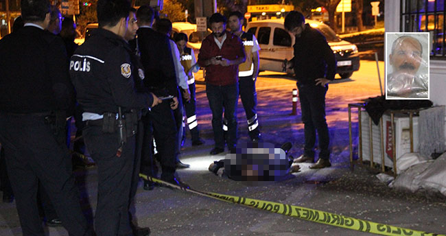 Konya'da otoparkta bir kişi ölü bulundu