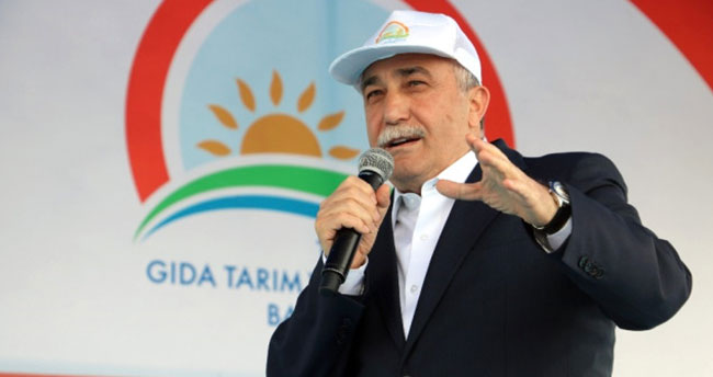 Bakan Fakıbaba: Gıdasını üretemeyen hiçbir devlet bağımsızlıktan söz edemez
