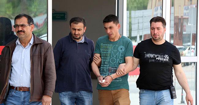 Konya'da taciz olaylarının şüphelisi tutuklandı