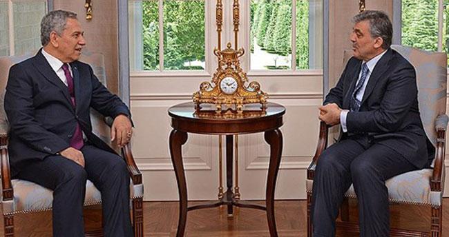 Arınç'tan Abdullah Gül'e teşekkür