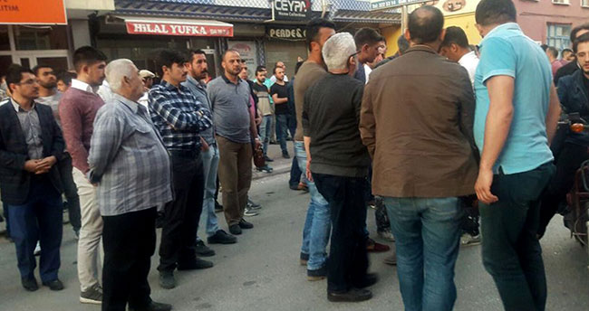 Konya'da taşlı sopalı kavga: 7 yaralı