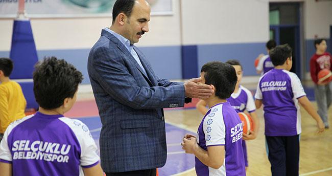 Selçuklu Yaz Spor Okulları kayıtları başlıyor