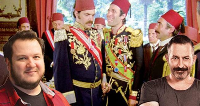Cem Yılmaz ve Şahan Gökbakar'a Tosun Paşa filmi için onay çıkmadı