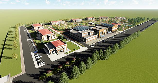 Karatay Belediyesi İsmil Termal Tesislerinin temeli atılıyor