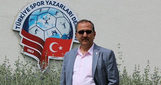 TSYD Konya Şube Başkanı Murat Dönmez oldu