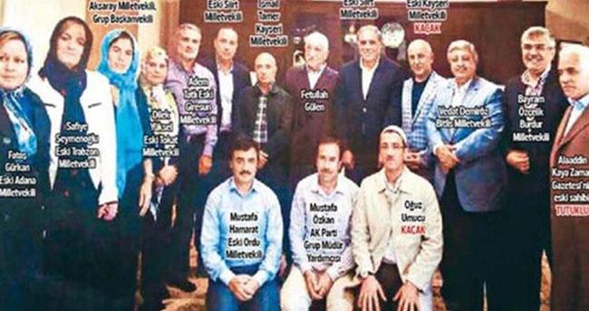 FETÖ elebaşı Gülen'i ziyaret eden 7 AKP'li, yeniden aday