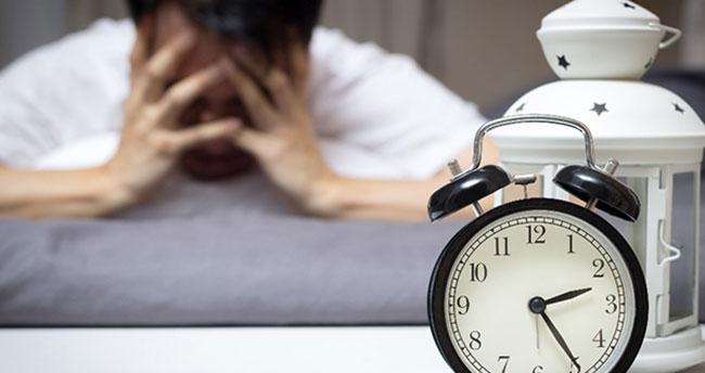 Uyku bozukluğu psikolojiyi bozuyor