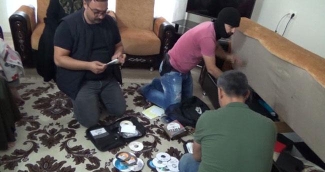 Furkan Vakfı'na Konya dahil 10 ilde operasyon