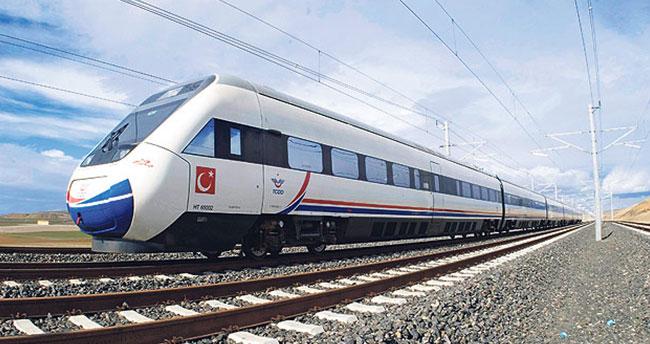 Konya – Karaman tren hattında yüksek gerilim uyarısı