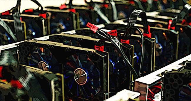 Üniversite'de kripto para madenciliği iddiası