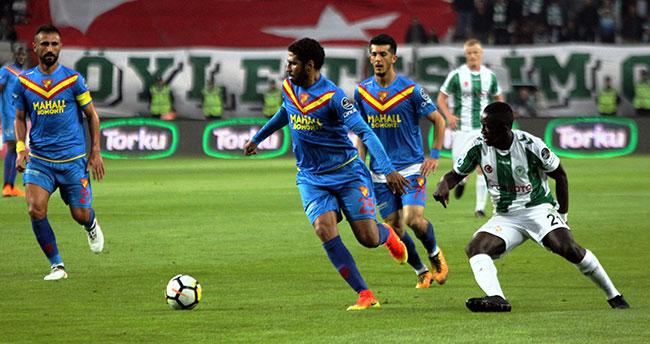 Konyaspor 1 – 1 Göztepe