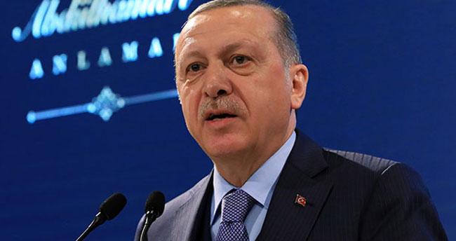 Erdoğan'dan 'konut kredi faizi' açıklaması