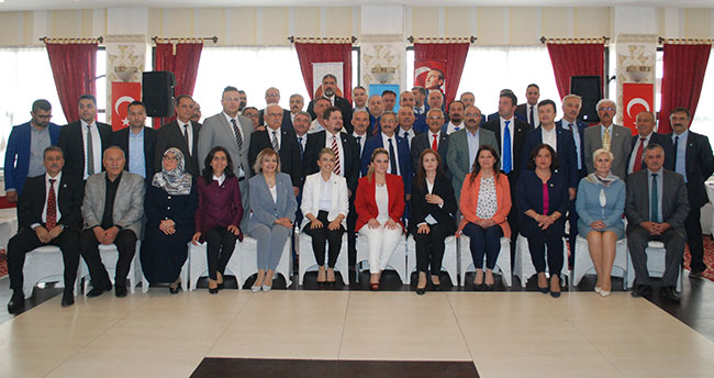 İyi Parti Konya aday adaylarını tanıttı