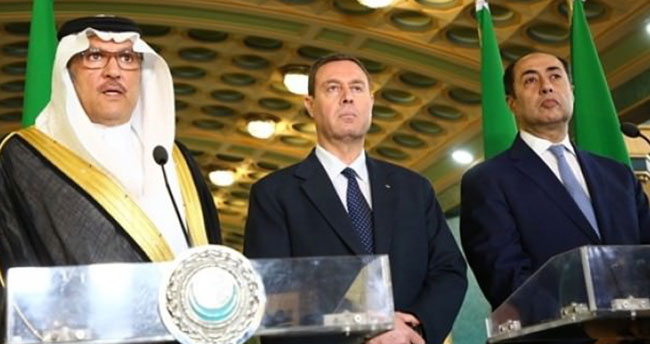 Arap Birliği'nden 'Kudüs' açıklaması!