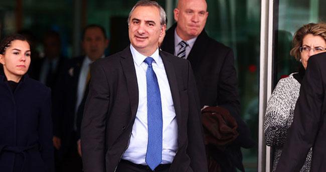 İsrail Büyükelçisi Na'eh, Ülkesine Gitti