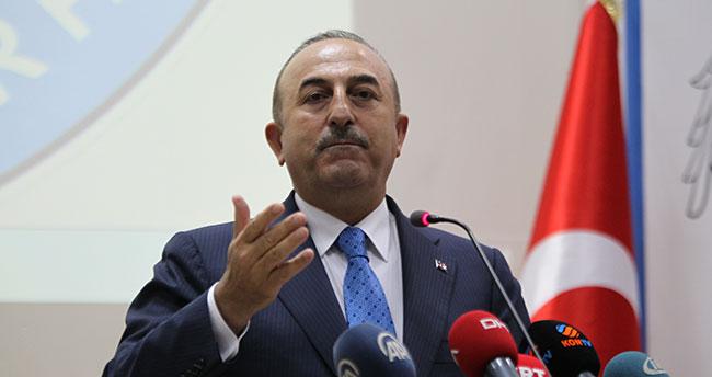 Dışişleri Bakanı Çavuşoğlu Konya'da