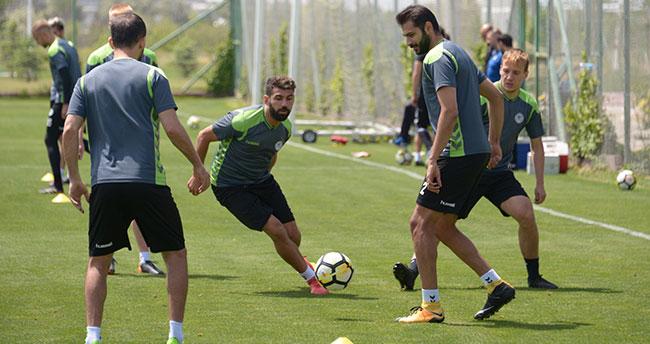 Konyaspor Fenerbahçe maçına hazır