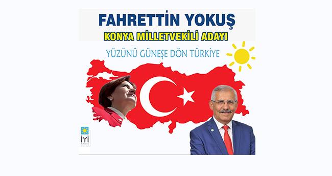 """""""Güçlü Türkiye için yola çıktık"""""""