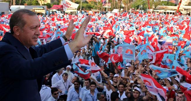 Erdoğan'ın ilk miting yeri belli oldu