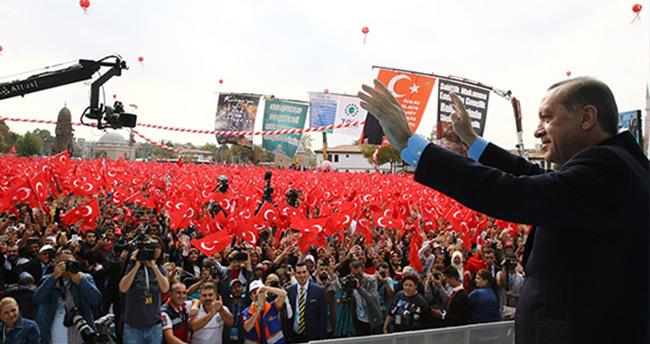 Cumhurbaşkanı Erdoğan Konya'ya geliyor!