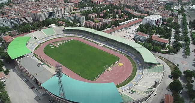 Konya Atatürk Stadyumu Millet Bahçesi Olacak