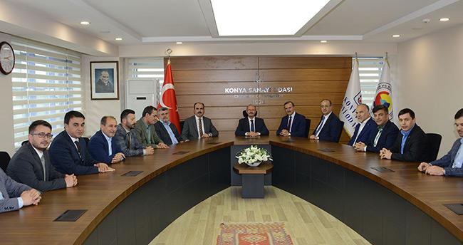 """""""Konya'daki birlik ve beraberlikle iftihar ediyoruz"""""""