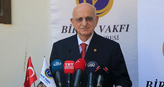 TBMM Başkanı Kahraman Konya'da