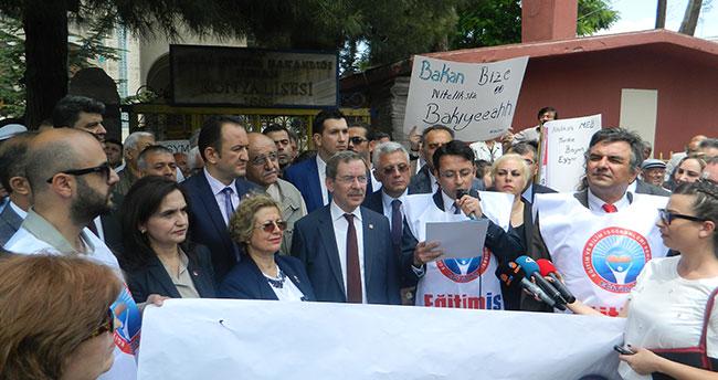 Konya Gazi Lisesi tepkisi