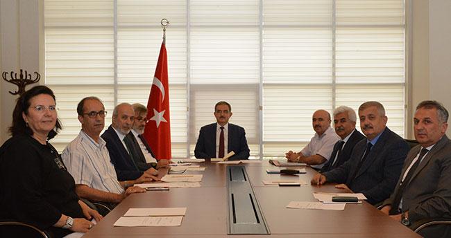 Konya Teknik Üniversitesi İlk Senato Toplantısı Yapıldı