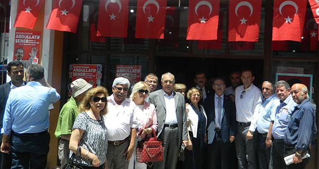 CHP'nin seçim koordinasyon merkezi açıldı