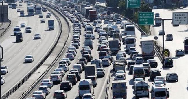 Sürücülere 'bayram trafiği' uyarısı!