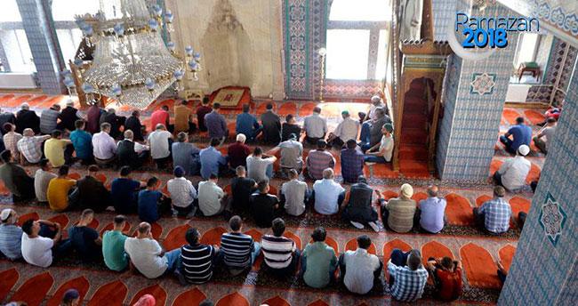 Bayram namazı saatleri-Konya'da bayram namazı saati