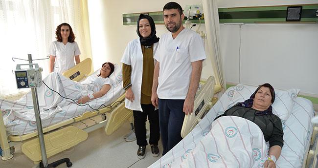 Konya'da ilk Ocrelizumab tedavisi uygulandı