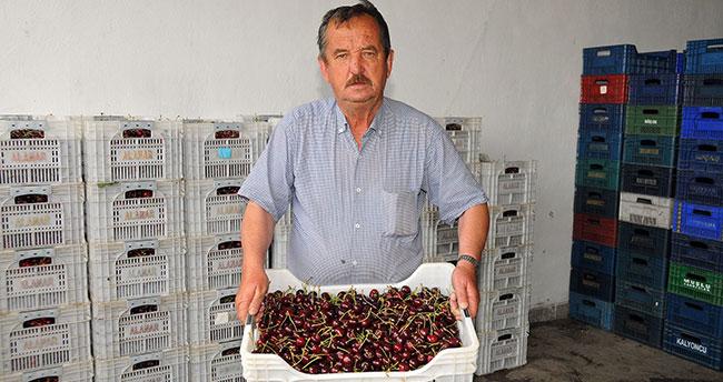 Tescilli Akşehir kirazı yüz güldürmüyor