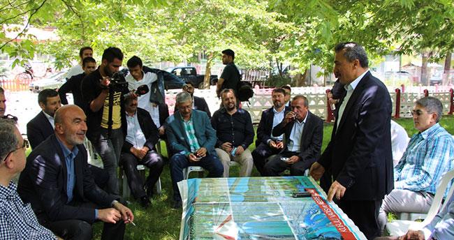 Kuğulu Vadisi Konya'nın projesi olacak