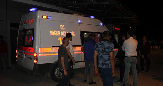 Konya'da polisi bıçaklayan zanlı tutuklandı