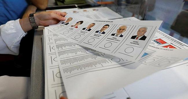 24 Haziran Genel Seçim Sonuçları bekleniyor