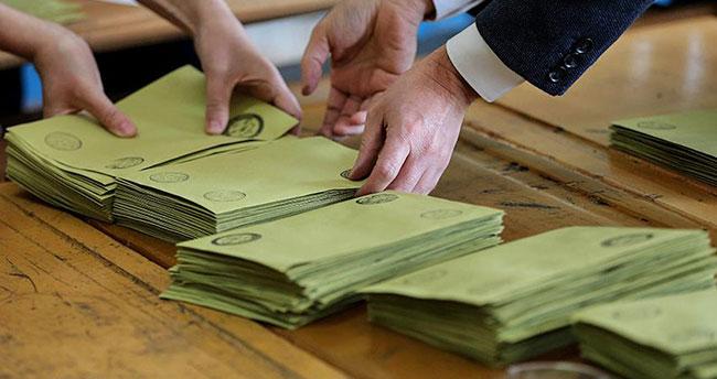 İşte Konya'da partilerin oy oranları
