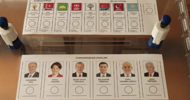 Konya'nın ilçelerinde oy oranları nasıl?