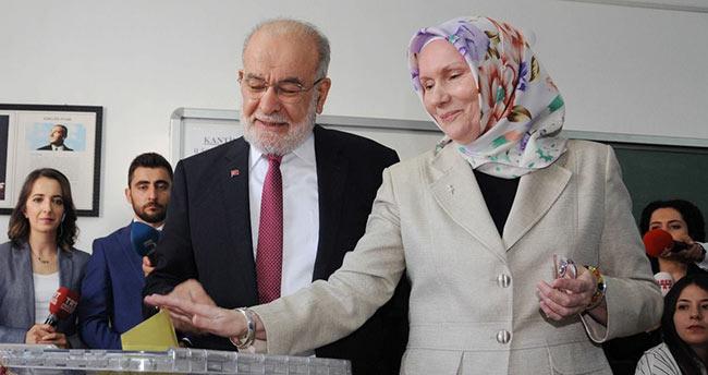 Temel Karamollaoğlu'nun sandığından kendisine 2 oy çıktı